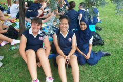 Grade 8 Grade 12 Picnic 2014