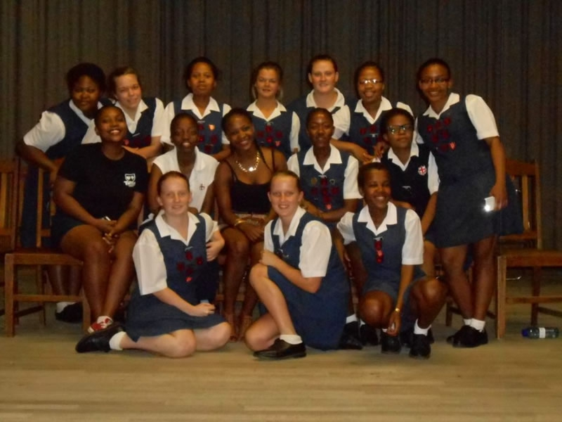 Queenstown girls