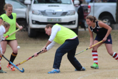 Hockey - Old Girls vs Matrics 2016